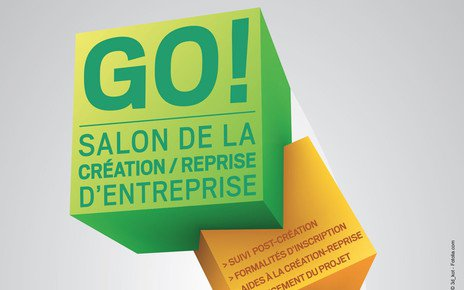 6 me dition de go le salon de la cr ation reprise d for Salon creation entreprise