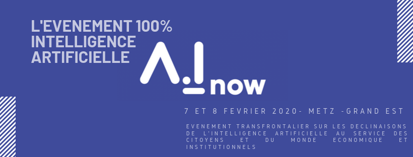 A.I._NOW 2020: Cross-border meeting at the service of artificial intelligence